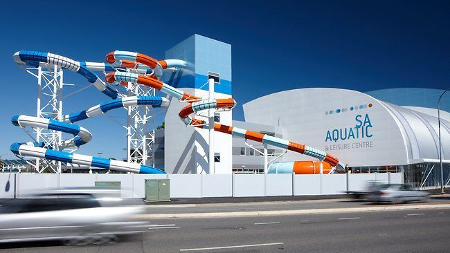 South Australia Aquatic Amp Leisure Centre In Marion